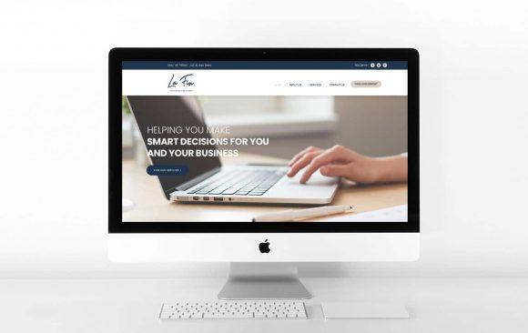 lafin-website