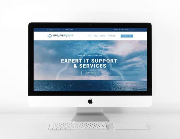 horizoncloud-website